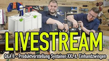⭐️ Valentin & Mike LIVESTREAM  - Der ERSTE