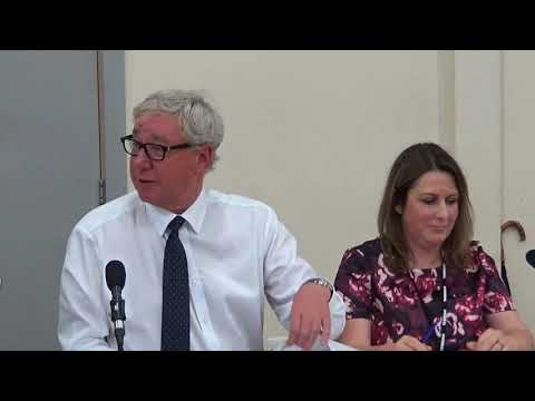 Wirral West Constituency Committee (Wirral Council) 5th October 2017 Part 2 of 4