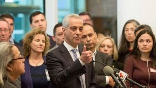 Chicago Mayor digs in on 'sanctuary city' stance in Trump meeting