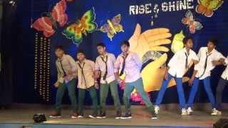 dance masti st claire school ntpc jyothi nagar ramagundam hyderabad india