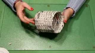 kmz korb aufbewahrung anleitung papierrllchen