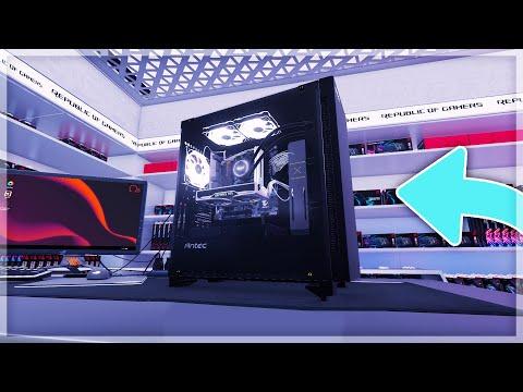 6000 de LEI ?! ► PC Building Simulator |