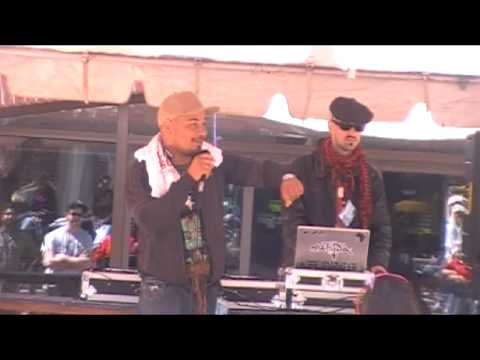 Captain Djaff @ TRINITY Hip Hop Festival 2010