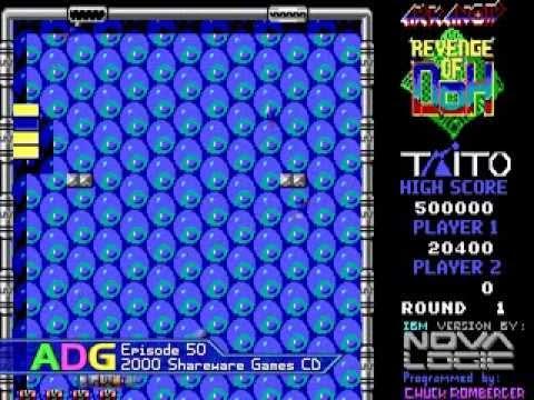 ADG Episode 50 - 2000 Shareware Games CD - Part 1