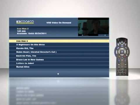 Cogeco On Demand - How To Order