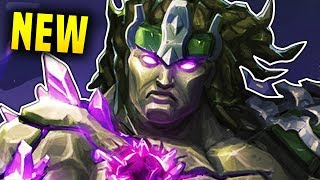 NEW MELEE CHAMP CAN SELF-REVIVE! | Paladins Terminus Gameplay