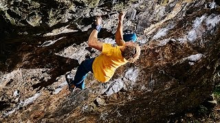 Alex Megos Climbs the Legendary 'Hubble' Route | The Alex Megos Formula: Part 3