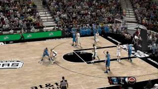 NBA 2K10 TNT Scoreboard - New Version