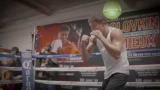 Golovkin: Lemieux is my first step to history