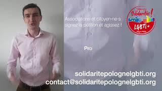 Solidarités LGBTI+ Pologne