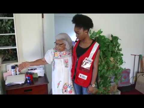 Hurricane Harvey One Year Later, American Red Cross - Unravel Travel TV