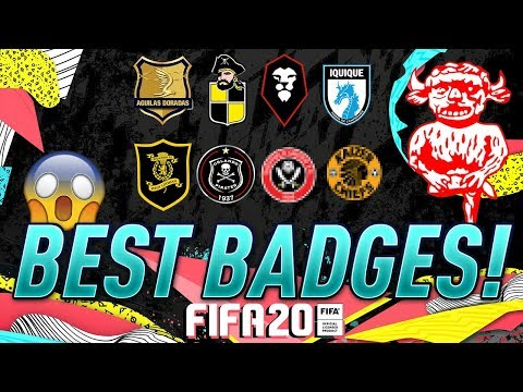 FIFA 20: THE BEST BADGES FOR YOUR CLUB! & WHERE YOU CAN FIND THEM!