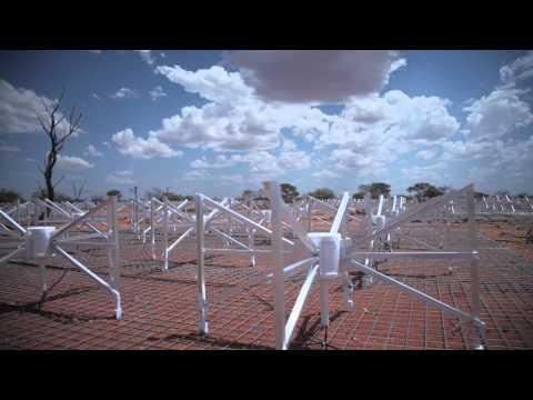 MWA antennas & the beauty of the Murchison Shire, Western Australia