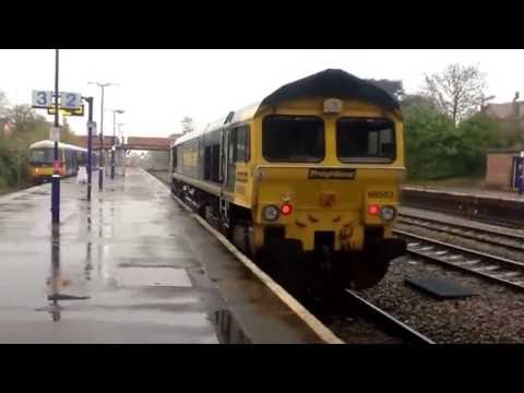 Trains at Newbury, GWML (900 subscriber special: Part 4) - 12/11/16