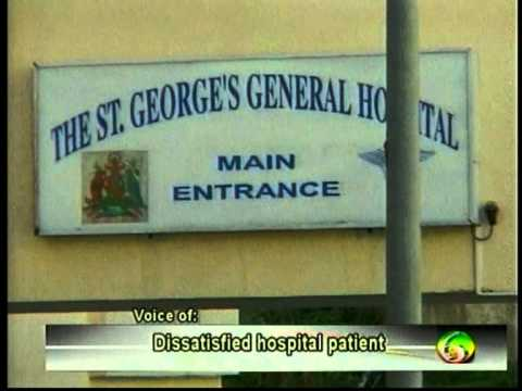 Grenadian patient fights back against the bad treatment at the General Hospital