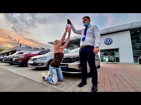 Купила НОВЫЙ Volkswagen Polo Sedan по цене Лады Весты топ