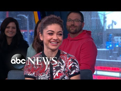 Sarah Hyland discusses her health and 'Modern Family' | GMA