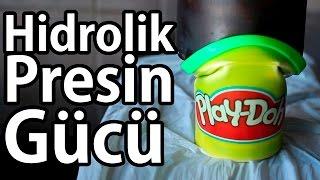 50 Ton İle Oyun Hamuru Play Doh | Mum | Traş Köpüğ