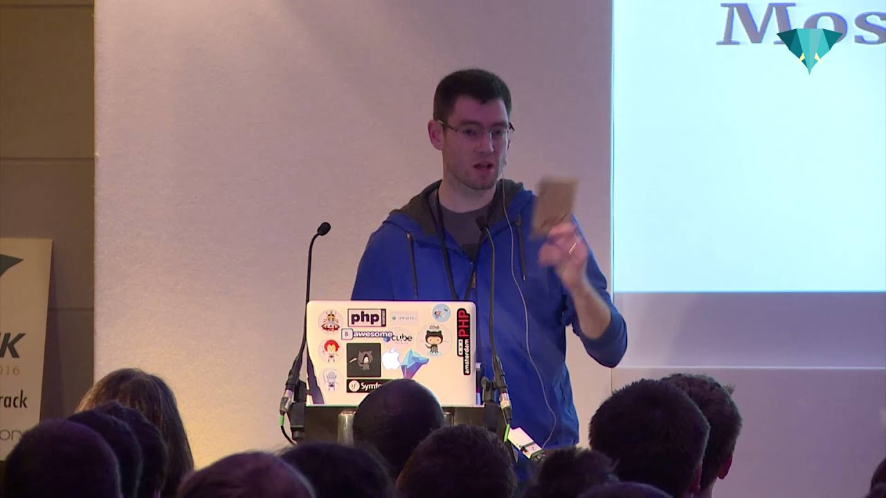 PHP UK Conference 2016 - Thomas Shone - Security Theatre