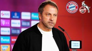 🎙️ Thomas Müller kehrt zurück | Pressetalk mit Hansi Flick | FC Bayern - 1. FC Köln