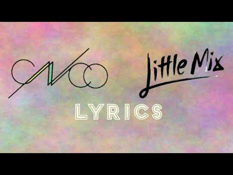 CNCO ft. Little Mix - Reggaeton Lento (Official Remix) Lyrics Thumbnail