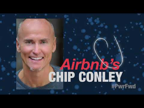 Power Forward with Airbnb's Chip Conley, Tallahassee, Florida on January 31, 2018