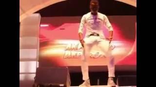 Akpororo dancing @ Akpororo vs Akpororo 2016