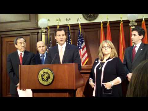 Press Conference to Announce Nassau County Lease with Lighthouse Project 10/01/09 part 2