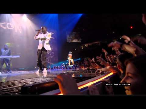 Akon-Belly Dancer Live  HD