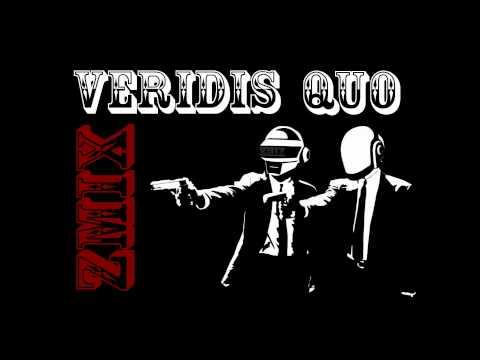 ZMiX: Daft Punk  Veridis Quo Dubstep Remix
