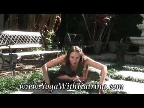 Seated Hatha Yoga Practice