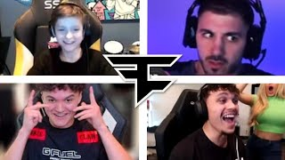Best Moments of FaZe Clan #4 (Livestream Compilation)