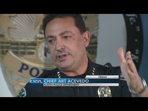 Austin Police Chief Art Acevedo issues apology