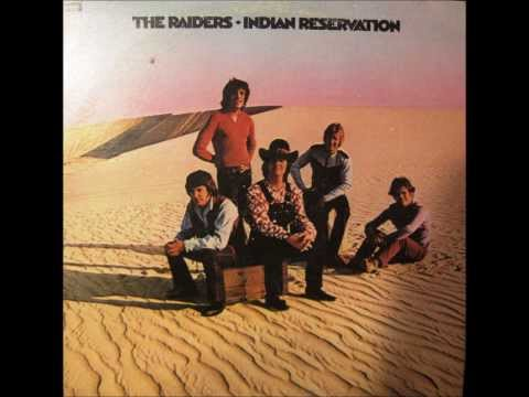 Indian Reservation , The Raiders , 1971 Vinyl