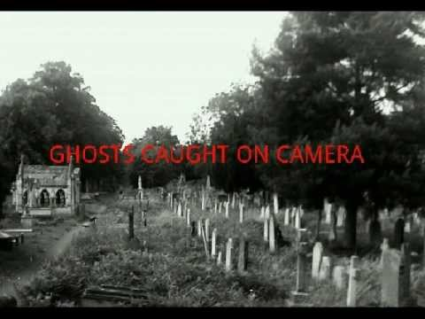 GHOSTS CAUGHT ON CAMERA  BROMPTON CEMETERY
