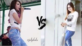 Via Vallen dan Nella Kharisma.. Siapa yang lebih baik??