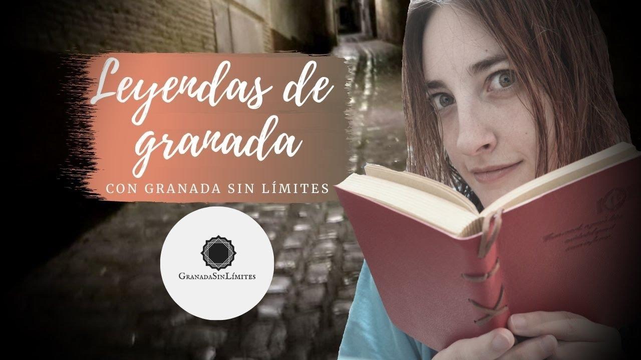 LEYENDAS PARANORMALES DE GRANADA 👻 │ Colaboración con Granada sin límites
