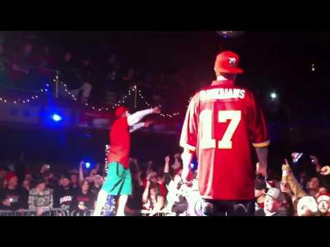 Twiztid - We Don't Die live @ Big Ballas 2011