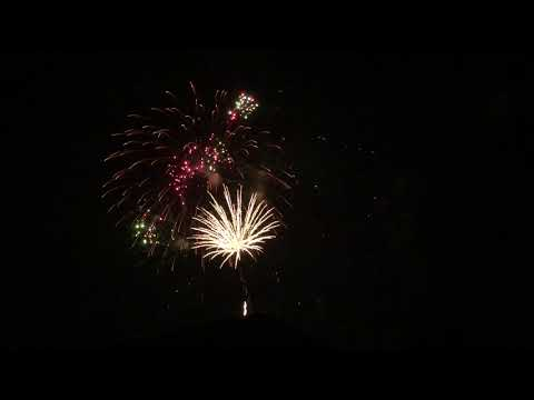 2018 Summer Fete Fireworks - Bloomington, MN