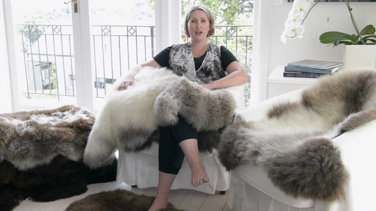 New Zealand Sheepskin Rugs