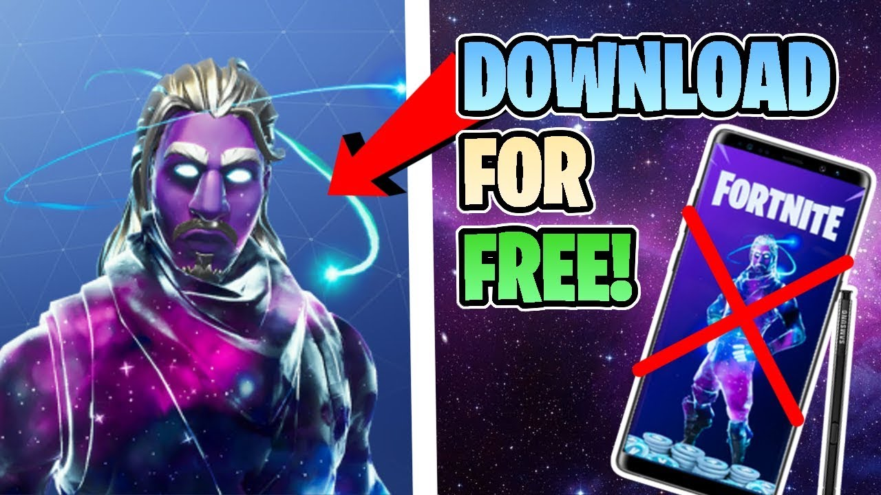 *EASIEST* Way To Get 'Galaxy Skin' WITHOUT Buying Note 9 or Tab S4! (Store  Method)