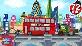 London Bridge is Falling Down (2D)   +More Nursery Rhymes & Kids Songs - CoCoMelon