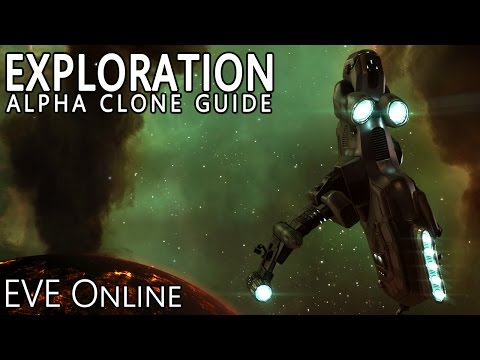 EVE Online Alpha Clone Guide to Exploration