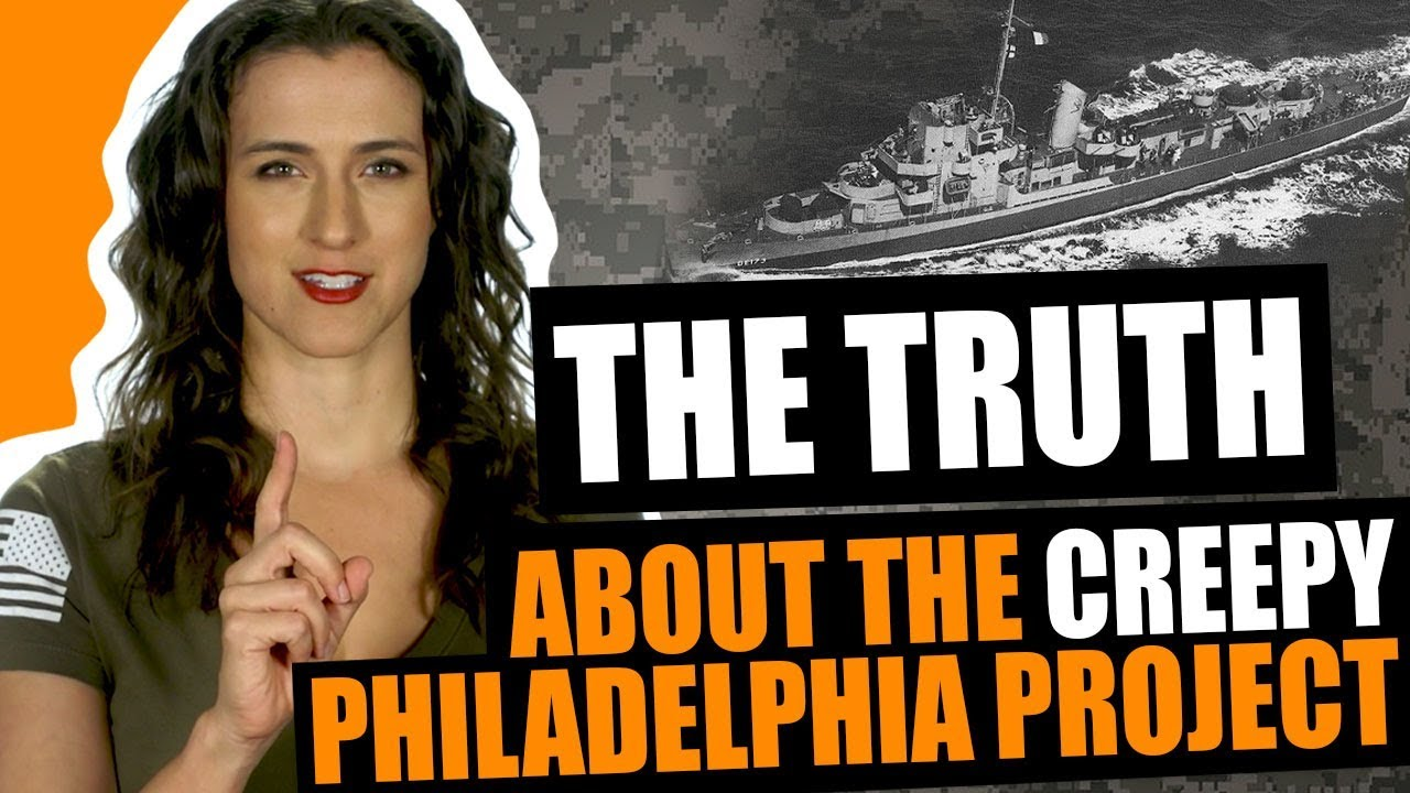 Download The truth behind the creepy Philadelphia Experiment conspiracy theory