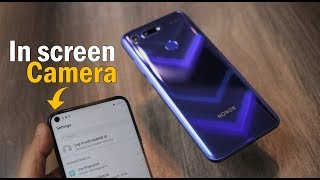 Honor view 20 unboxing and first impression (Hindi) World's First In Screen Camera and more