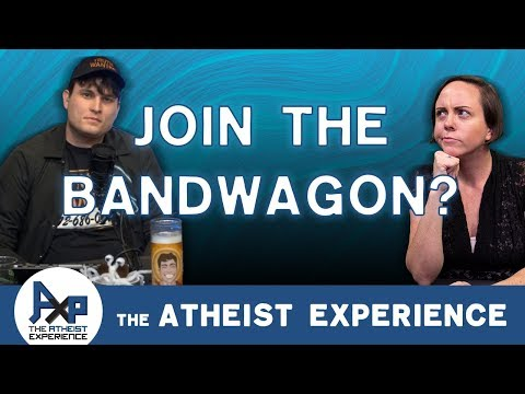 The Majority Of People Are Believers For Many Reasons | Kenny - Oklahoma - Atheist Experience 23.46