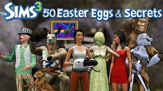 The Sims 3: 50 Easter Eggs and Secrets