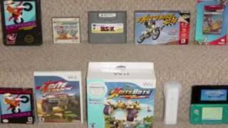 Excitebike Collection (1985-2011)