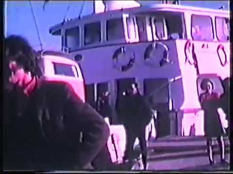 Formentera 1970 old cine film