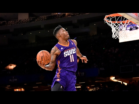 The Best Dunks of the 2017 NBA D-League Dunk Contest!